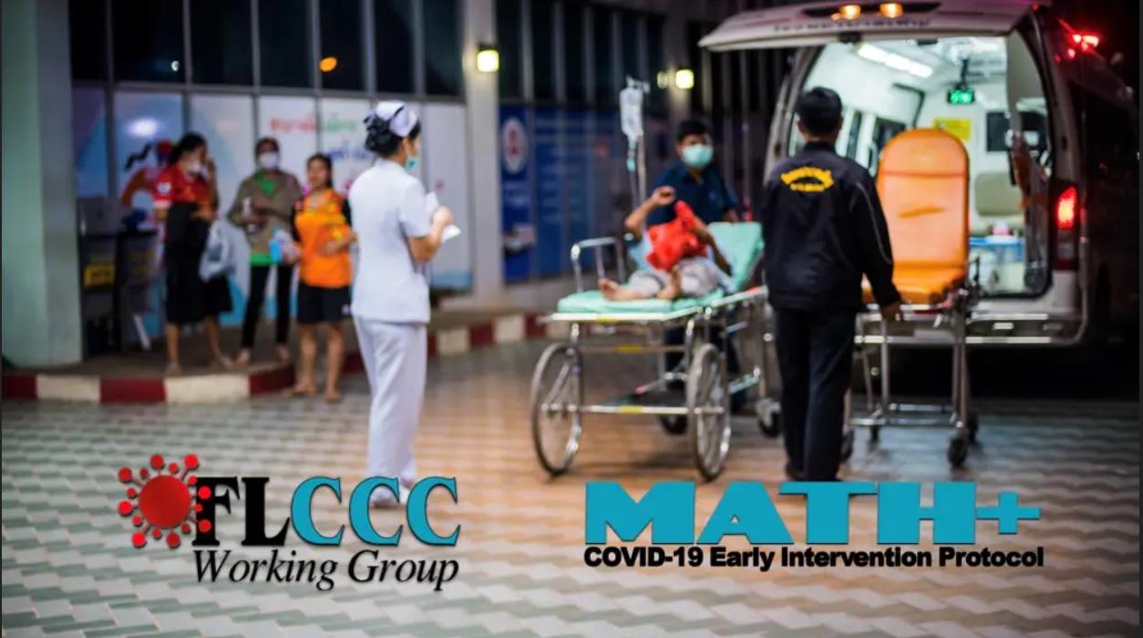 Witamina C, sterydy i heparyna w protokole MATH+ dla wczesnego leczenia Covid-19